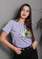 Женская летняя футболка новинка 2021