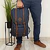 Темно-синій чоловічий рюкзак, фото 2