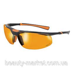 Очки защитные от излучения фотополимерных ламп 5х3 Univet