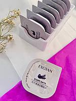 Маска пудинг Exgyan Eggplant Cleaning Mud mask с экстрактом баклажана (набор 8 штук)