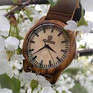 Дерев'яні наручні годинники Zebra, фото 6