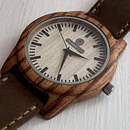 Дерев'яні наручні годинники Zebra, фото 7