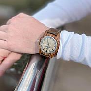 Дерев'яні наручні годинники Zebra, фото 9