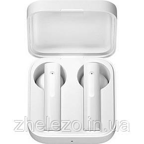 Bluetooth-гарнітура Xiaomi Mi Wireless Headphone Air 2 SE White Global (BHR4089GL), фото 2
