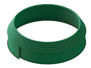 Бордюрная лента (бордюр) Кантри Лайн Б-900.10.2-ПП зеленая