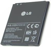 Оригинальный аккумулятор для мобильного телефона LG P760 Optimus L9, P765, P768, P880 Optimus 4x HD (BL-53QH)