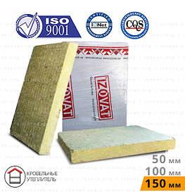 Izovat LS (30) (Ізоват ЛЗ) 150 мм (Упаковка - 2,4 м. кв) покрівельний базальтовий утеплювач
