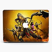 Чехол пластиковый для Apple MacBook Pro / Air Мортал Комбат 11 (Mortal Kombat 11 Ultimate) макбук про case