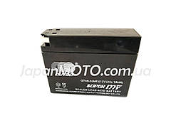 Аккумулятор 2,3A 12V YAMAHA/SUZUKI (GT4B-5) Japan Tech 114x38x82