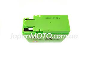 Аккумулятор 2,3A 12V Honda DIO AF-34/35 (YTR4A-BS) MSU 115x50х85, фото 2