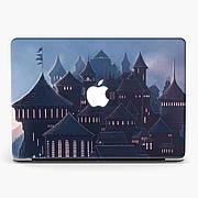 Чехол пластиковый для Apple MacBook Pro / Air Гарри Поттер Школа Хогвартс (Harry Potter Hogwarts School)