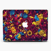 Чехол пластиковый для Apple MacBook Pro / Air Абстракция (Abstraction) макбук про case hard cover