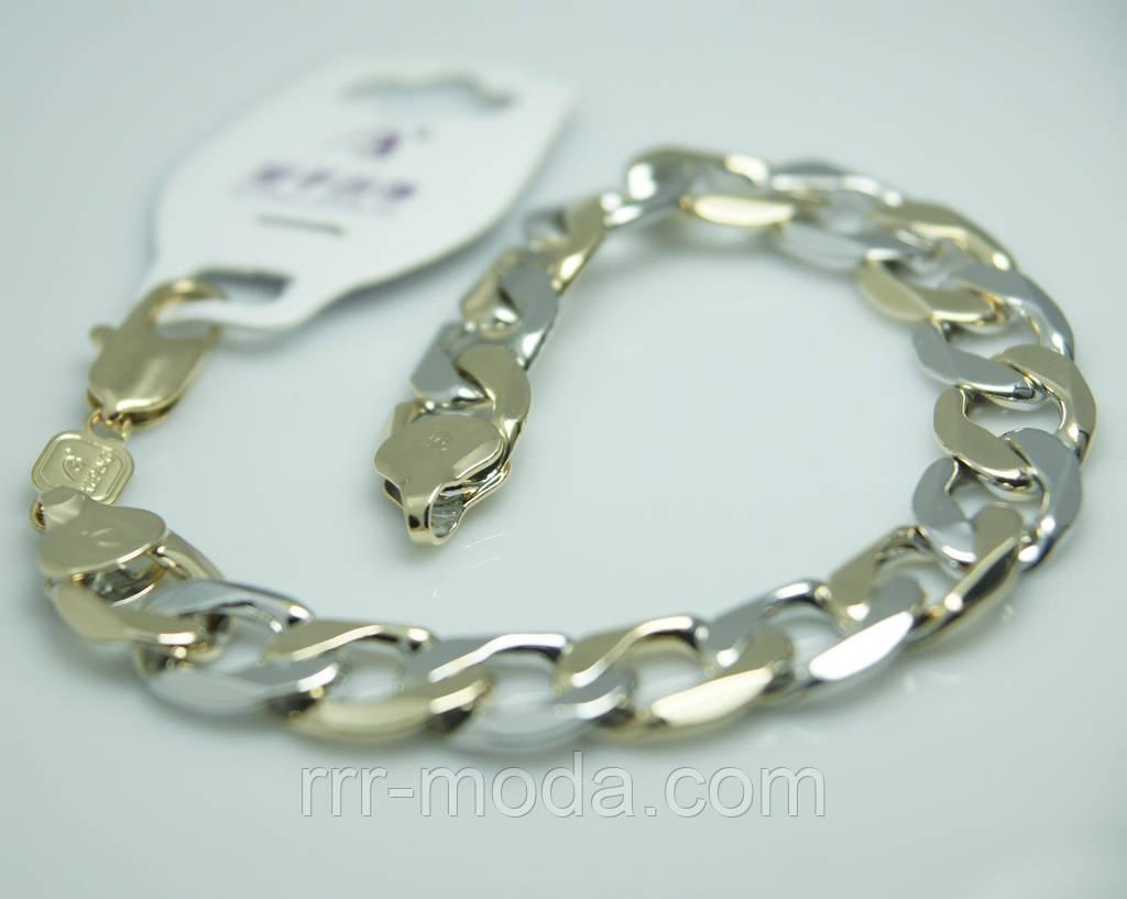 Купить Интересный женский браслет с золотом и серебром. Брендовые ... ff4c94696f9