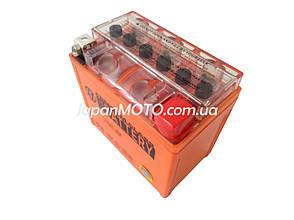 Аккумулятор 5A 12V (YTX5L-BS) VLAND гелевый 113x70x107, фото 3