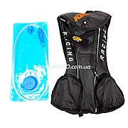 Рюкзак (черный, зауженный) KTM