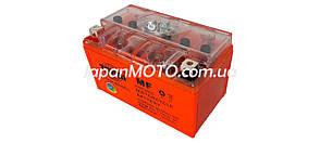 Аккумулятор 7A 12V (YTX7A-BS) VLAND гелевый 150x87x94, фото 2
