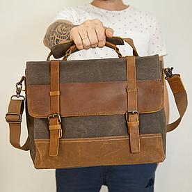 Чоловіча сумка для ноутбука Laptop Bag