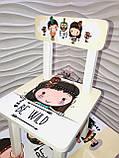 """Комплект стіл, 1 стілець дитячий """"Индейци"""", фото 6"""