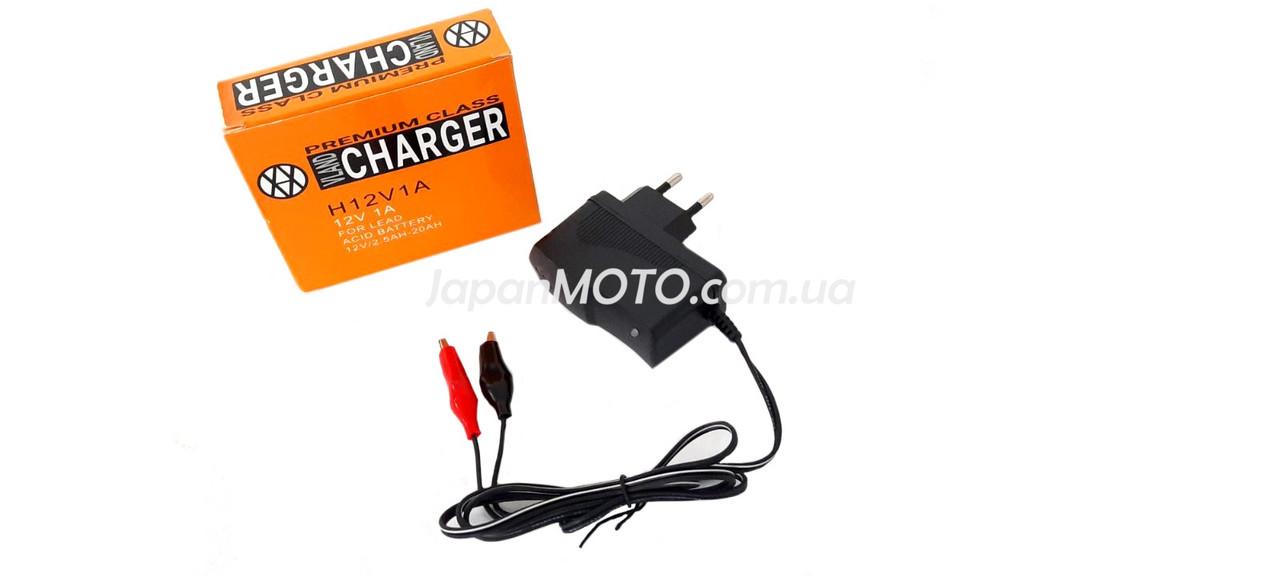 Зарядное устройство для аккумуляторов 12V 2.5/20Ah 'VLAND'