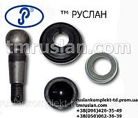 Ремкомплект наконечника рулевой тяги (с пальцем) (МТЗ, ЮМЗ, Т40)