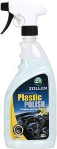 Поліроль панелі ZOLLEX 0,75л молочко Ваніль