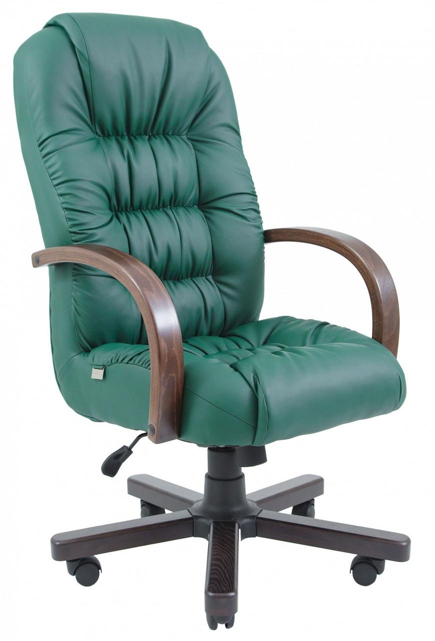 Офісне Крісло Керівника Richman Річард Флай 2226 Wood М2 AnyFix Зелене