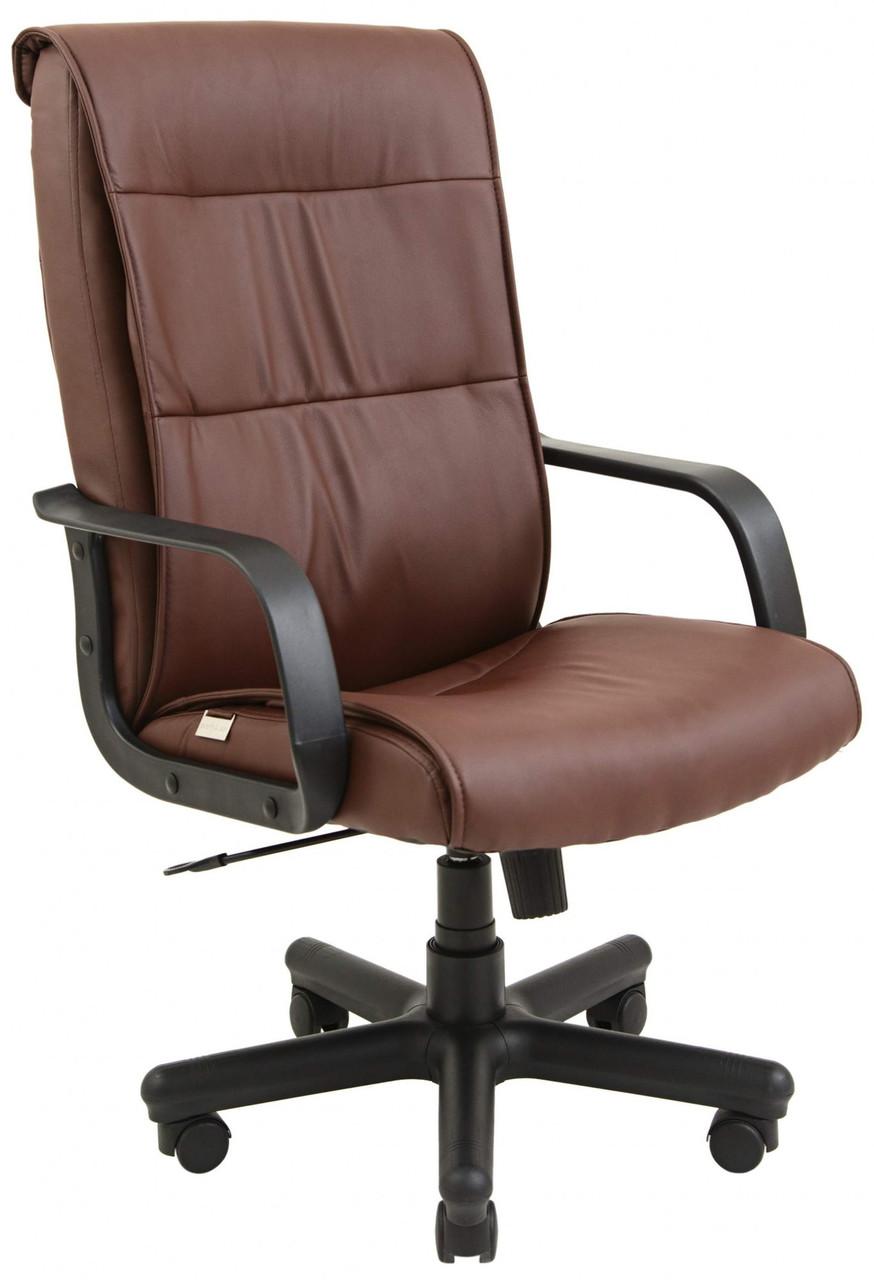 Офисное Кресло Руководителя Rio Fly 2213 ПлаStick М3 MultiBlock Коричневое