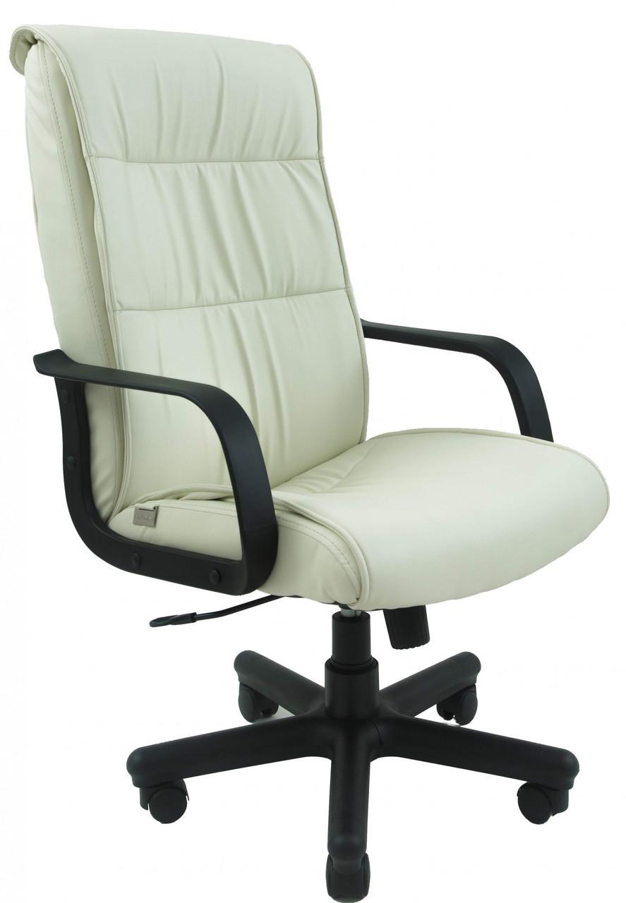Офисное Кресло Руководителя Rio Fly 2200 ПлаStick М1 Tilt Белое