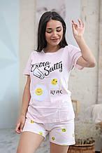Комплект шорти з футболкою Pijamoni бавовна Туреччина