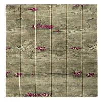 Самоклеюча декоративна 3D панель Квітуче дерево 700х700х5мм, фото 1