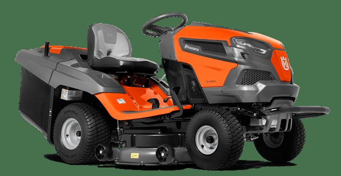 Трактори садові Husqvarna TC 242TX