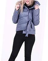 Женская куртка весна-осень цвет Джинс размер 42 (42/44), фото 1