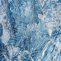 Вініловий фон (фотофон) студійний для предметної зйомки. Текстура каменю. Блакитний, фото 1