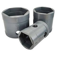 Головка ступичная FRUHAUF 112мм (6-гранна) (ХЗСО) WHS6112