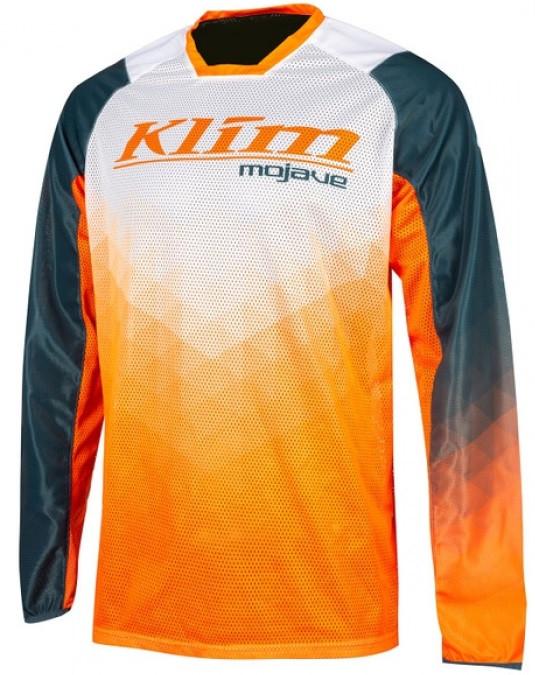 Мотоджерси Klim Mojave MD Orange Krush