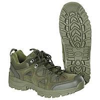"""Тактичні кросівки MFH """"Tactical Low"""" Німецької армії BW колір олива"""