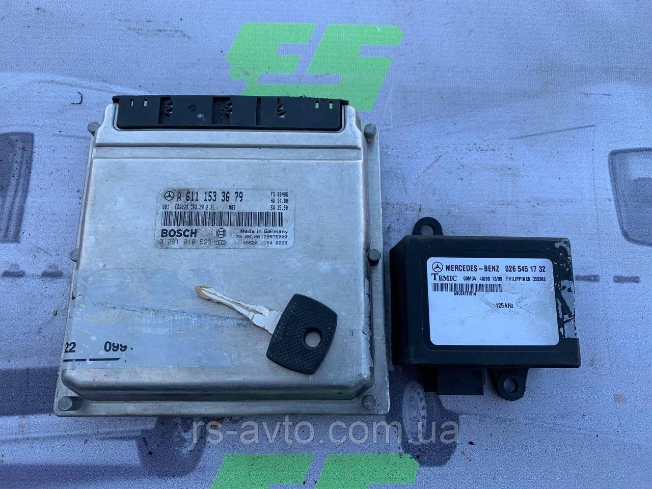 Электронный блок управления  Mercedes Sprinter 901-905 A6111533679