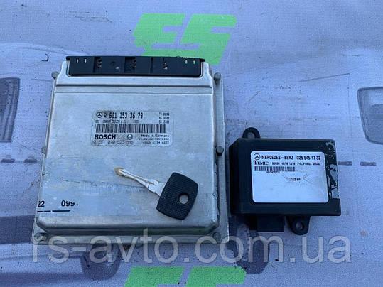 Електронний блок управління Mercedes Sprinter 901-905 A6111533679, фото 2