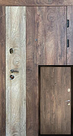 Металлические входные двери Редфорт(Redfort) Соната в квартиру, 3 контура уплотнения
