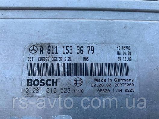 Электронный блок управления  Mercedes Sprinter 901-905 A6111533679, фото 2