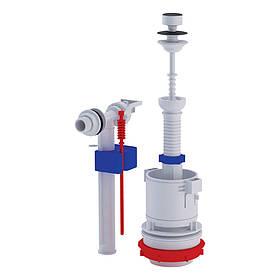 Зливний/наливний механізм для унітазу ANI Plast WC4050M