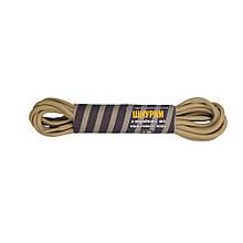 M-Tac шнурки с пропиткой тан 175 см