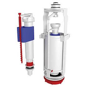 Зливний/наливний механізм для унітазу ANI Plast WC8510C