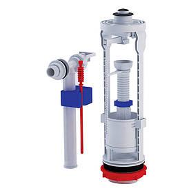 Зливний/наливний механізм для унітазу ANI Plast WC6050M