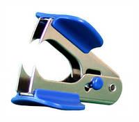 Дестеплер (антистеплер) с фиксатором синий 4027 SOZ