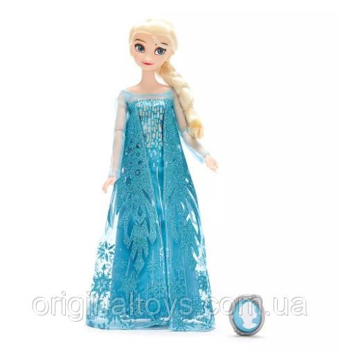 Лялька Ельза з підвіскою Холодне Серце Дисней Elsa Frozen Disney