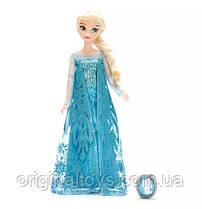 Кукла Эльза с подвеской Холодное Сердце Дисней Elsa Frozen Disney