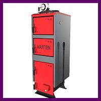Твердотопливный котел длительного горения Marten Comfort 40 кВт (Мартен комфорт модернизированный)