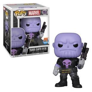 Фигурка Funko Pop Танос Земля-18138 Thanos Earth-18138 Marvel 15см T E 18138