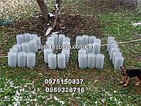 Сетка Рабица. Сетка рабица в Украине. Оцинкованная рабица Яч. 35*35мм высота 0.70м, фото 1